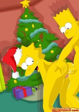 Simpsons – Christmas