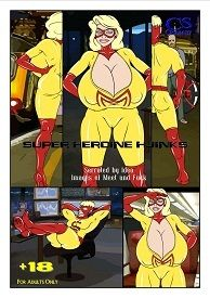 Super Heroine Capers