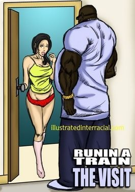 Runnin A Acclimatize – illustrated interracial
