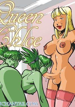 Enchantae- Queen Chloe 5