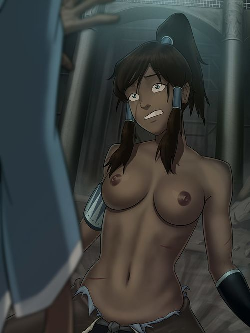Hot sex pics of awesome cartoon babe Korra