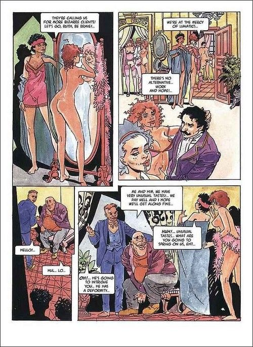 Unchanging and bottomless gulf fuck comics for your attention