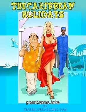 The Caribbean Holidays- Interracial