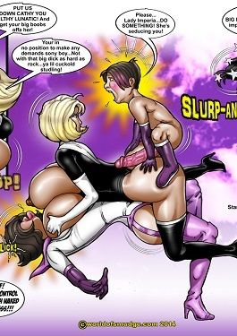 Supers – MaxiMilf & Starbolt (smudge)