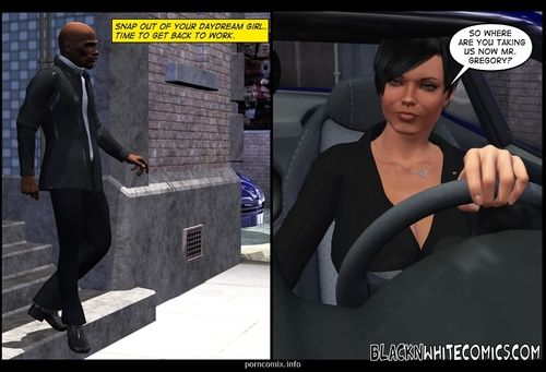 3D Be in charge Detective- BNW - part 2