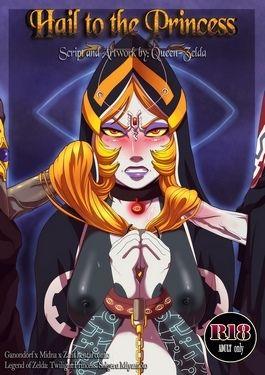 Queen Zelda- Hail to Princess