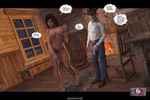 Y3DF- The Big Big West 2 - fixing 3