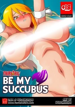Fairy tail-Be My Succubus (Witchking00)