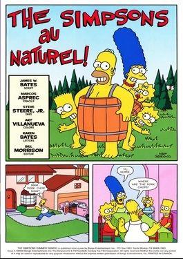 В Симпсоны ау натюрель