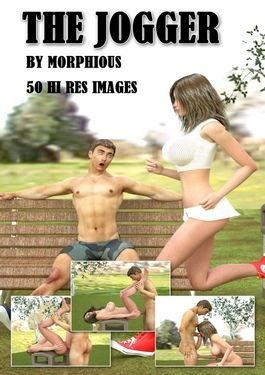 The Jogger- Morphious