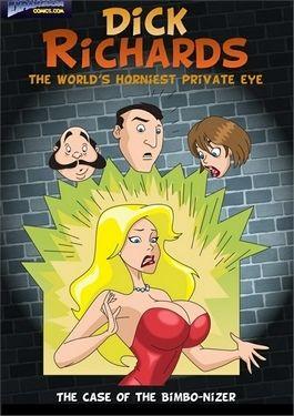 Dick Richards Undemonstrative Eye