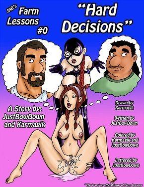 Farm Lessons- Hard Decisions