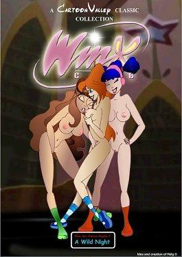 Winx- A Uninhibited Night