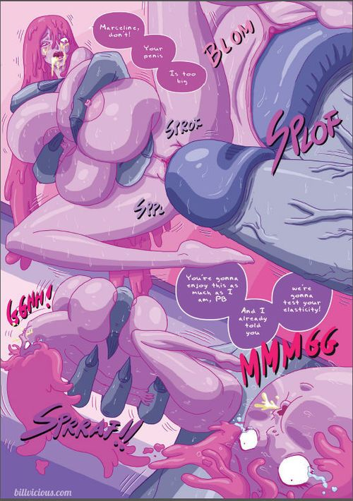 Adventure Time- 50 Shades be worthwhile for Marceline - fixing 2