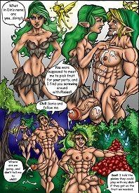 The Legend of Selda- Cockarina of Time