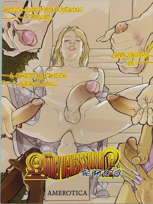 [Christian Zanier] Honey Lickers Truncheon 2 (Color)