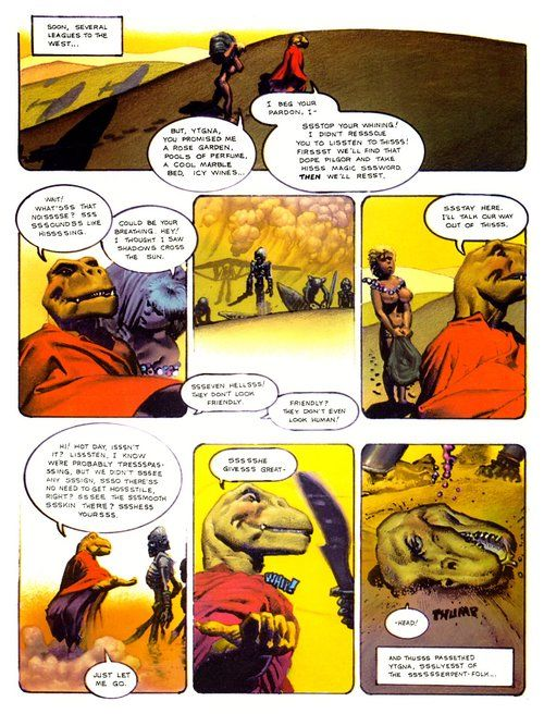[Richard Corben] The Bodyssey [English] - part 2