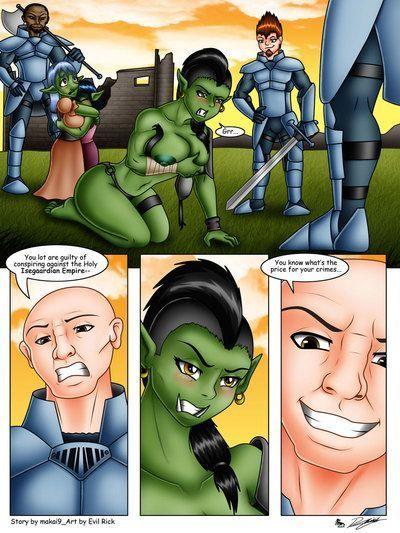 Evil-Rick- Prisoners of War
