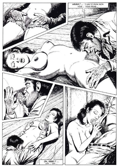 Lovely comics slut loves deep and hardcore fuck