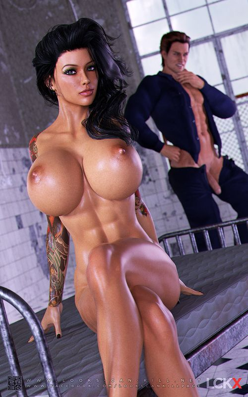 Adorable black-haired babe gets unperceived with a fresh cum