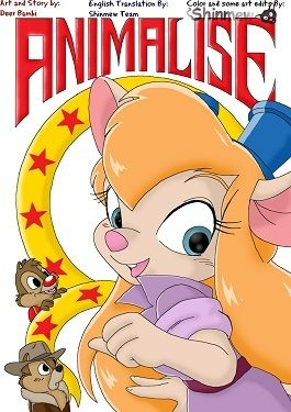 Chip n Dale- Animalise (Rescue Rangers)