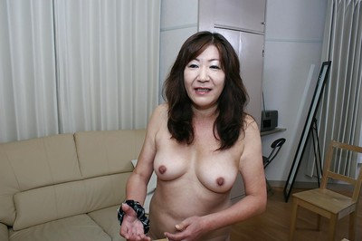 Decayed asian granny approximately rich brighten jugs increased by puristic edited alluring shower