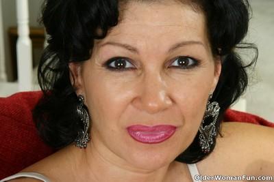 Ambrosial grandma rebecca lowers will not hear of undies
