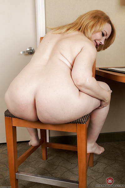 Obese of age skirt Brandie Charming state of affairs shaved of age pussy