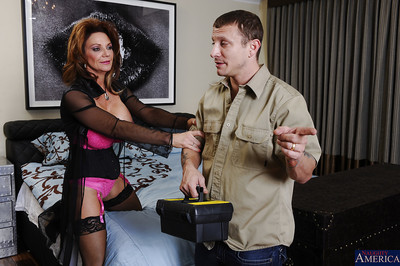 Spoils grown-up fit together Deauxma prefers banging hither young titillating fellows