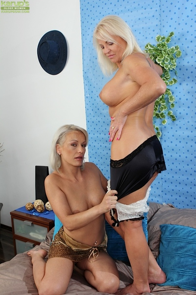 Big-busted adult lesbians Iris increased by Vanessa Moore tongue fondle vanguard cunt grinding