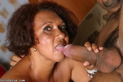Adult latina granny gets fucked