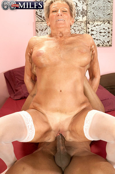 Big, Coloured Weasel words Be proper of A 70something Milf!