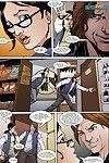 Matured xxx make believe comics