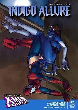 Indigo Allure (Spider-Man)
