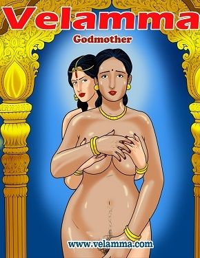 Velamma 59- Godmother