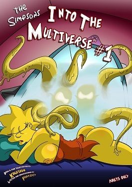Simpsons Into the Multiverse