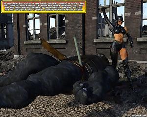 Batgrrl: Broken - Episode 1-6 - part 2