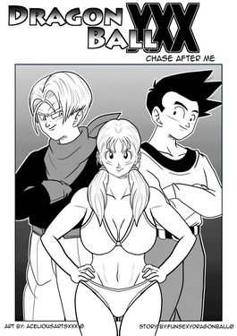 Dragon Ball XXX- Chase After Me