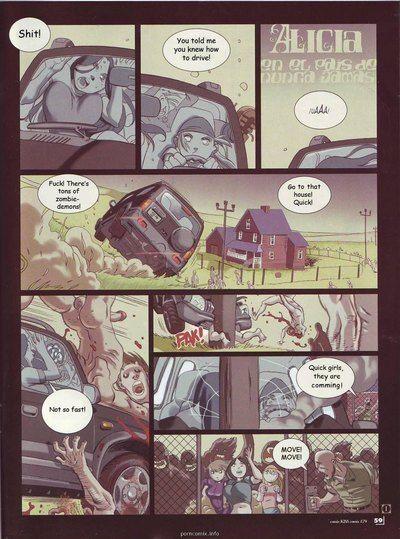 Alice in Neverland - part 3