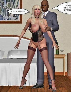 john personen cartoon blonde porno