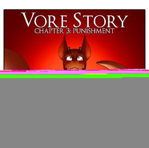 Vore Story Ch. 3: Punishment - part 3
