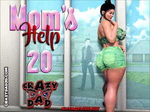 Crazy Dad 3D Moms Help 20 English