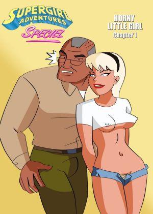 Supergirl Adventures 1 - Horny Little Gi…