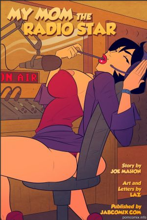 JabComix – My Mom Radio Star