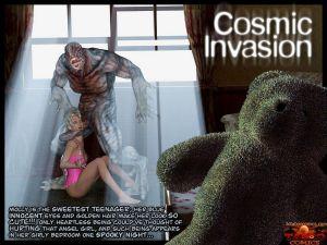 Gonzo- Cosmic Invasion