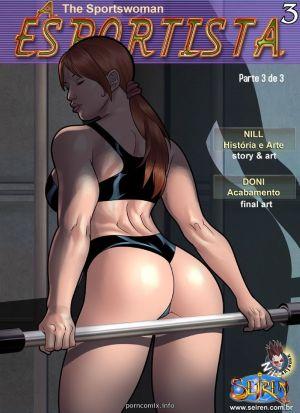 The Sportswoman 3 – Part 3