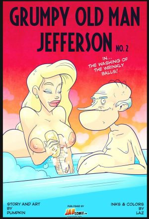 Jab Comix – Grumpy Old Man Jefferson 2