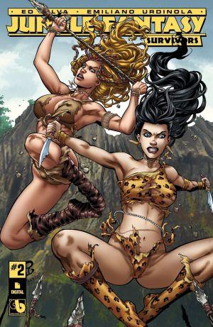 Boundless- Jungle Fantasy Survivor 2