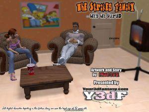 Y3DF- The Strikes Family