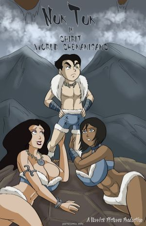 Nuk Tuk-Spirit World Shenanigans